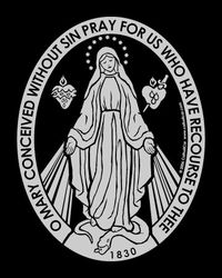 The Miraculous Medal Design