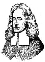 An Etching of Saint Oliver